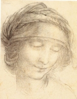 The_Virgin_and_Child_with_St_Anne_study_of_the_head_of_St_Anne