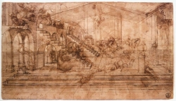 Картины Леонардо да Винчи